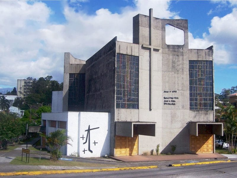 Los Yoses, Iglesia de Fatima, San José