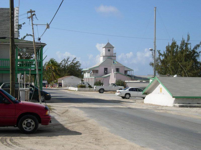 Matthew Town, Inagua, Bahamas