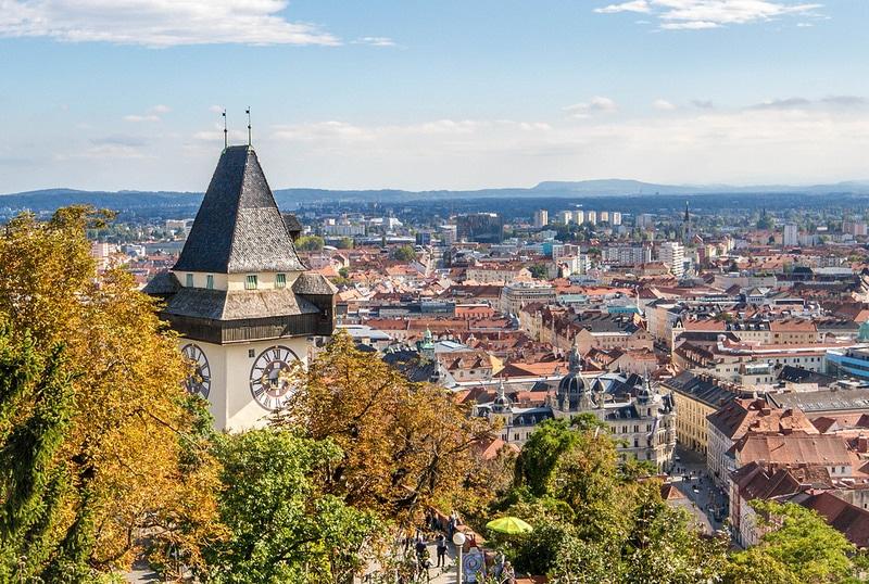 Innere Stadt, loger à Graz