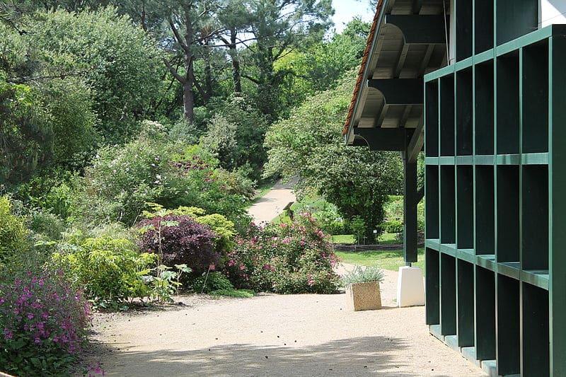 Erromardie, Jardin botanique littoral, Saint-Jean-de-Luz