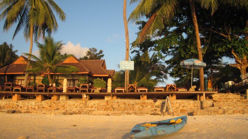 Session Kayak, Koh Phangan