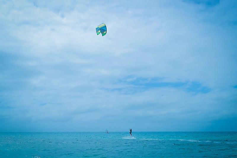 Kite Surf, Fidji
