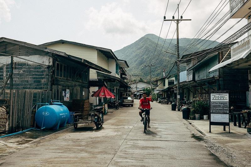 Voyage à Koh Pha Ngan