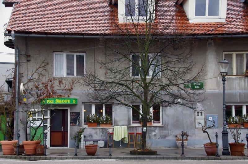 Krakovo, Ljubljana