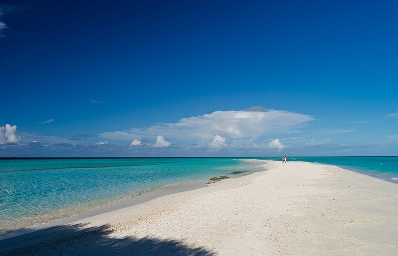 Île Kuramathi, Maldives