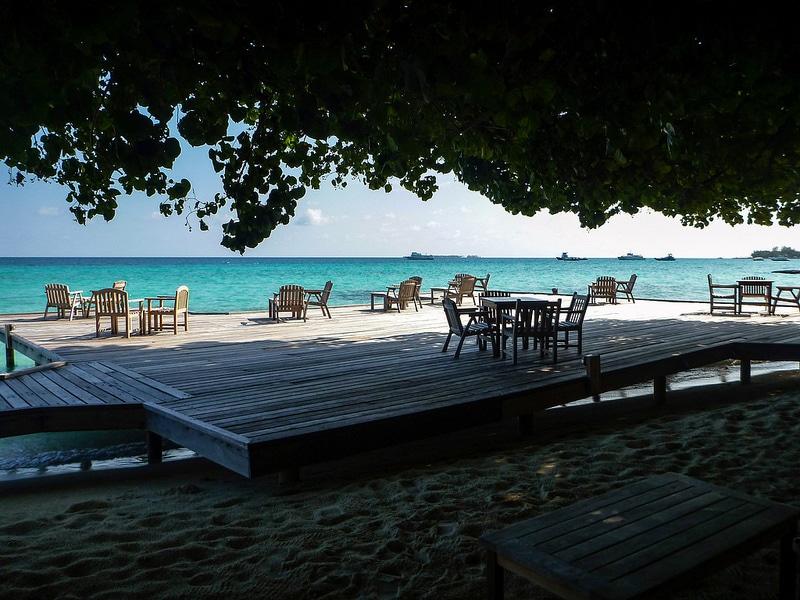 Kuramathi, Atoll Rasdhoo, Maldives