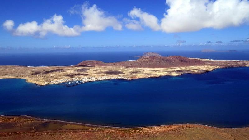 Île La Graciosa, Lanzarote