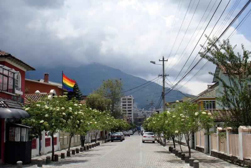 Quartier La Mariscal, Quito