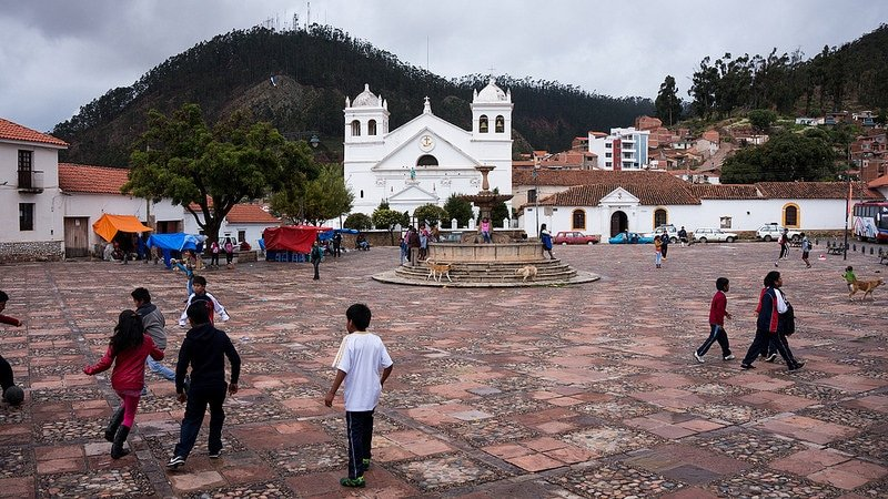 Monastère, La Recoleta, Sucre