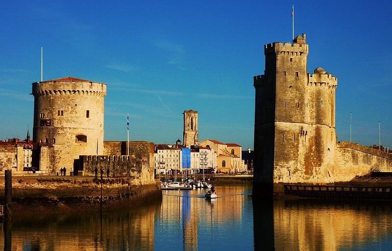 Les Minimes, Port de La Rochelle