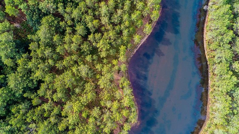 Lacanau-lac, loger à Lacanau