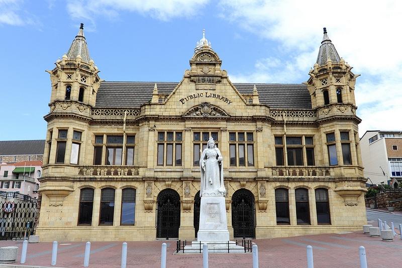 Librairie, Centre historique, Port Elizabeth