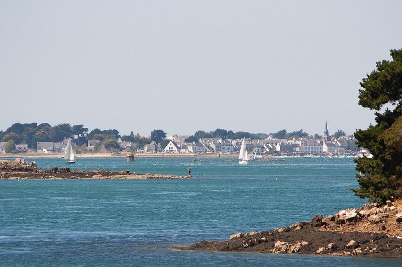 Locmariaquer, loger dans le Golfe du Morbihan