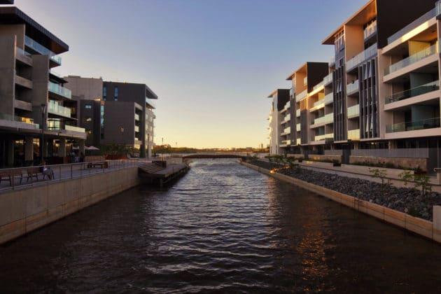 Dans quel quartier loger à Canberra ?