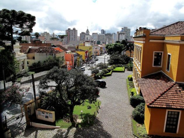 Dans quel quartier loger à Curitiba ?