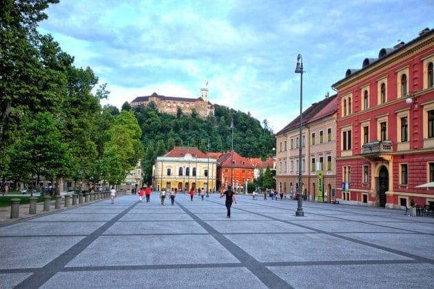 Dans quel quartier loger à Ljubljana ?
