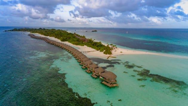 Sur quelle île loger aux Maldives ?