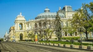 Dans quel quartier loger à Odessa ?
