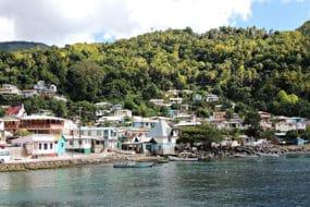 Dans quelle ville loger à Sainte-Lucie ?