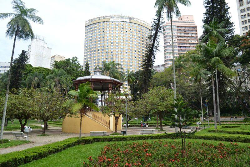 Parc municipal, Lourdes, Belo Horizonte
