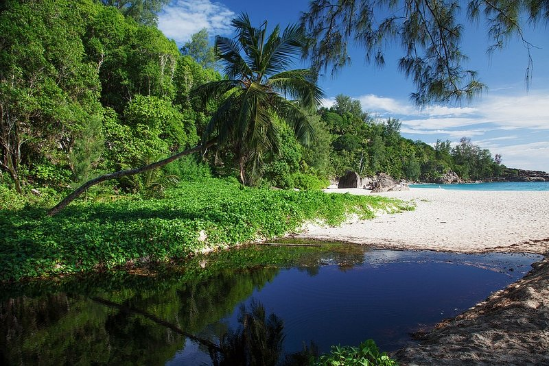 Île de Mahé, Seychelles