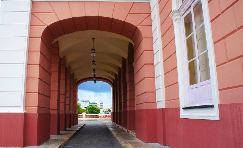 Centre-ville, Manaus