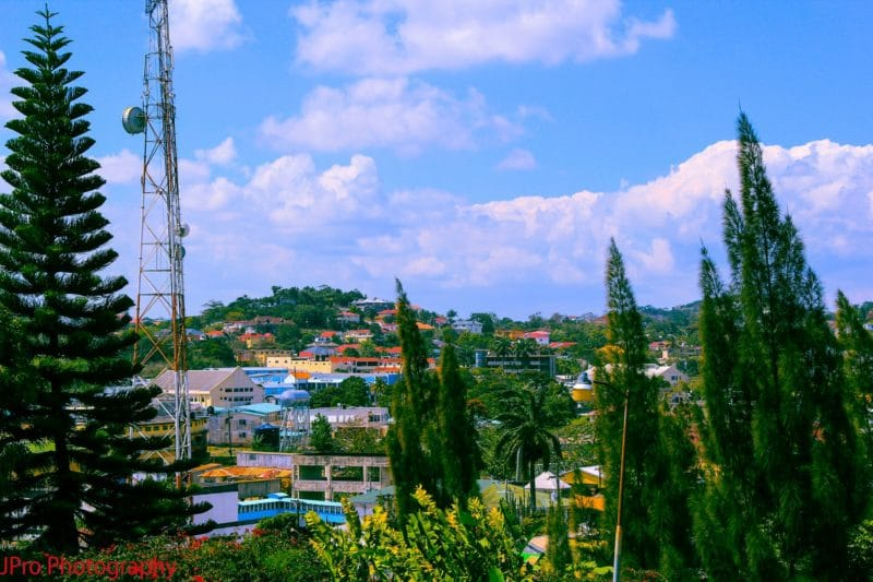 Mandeville, Jamaïque