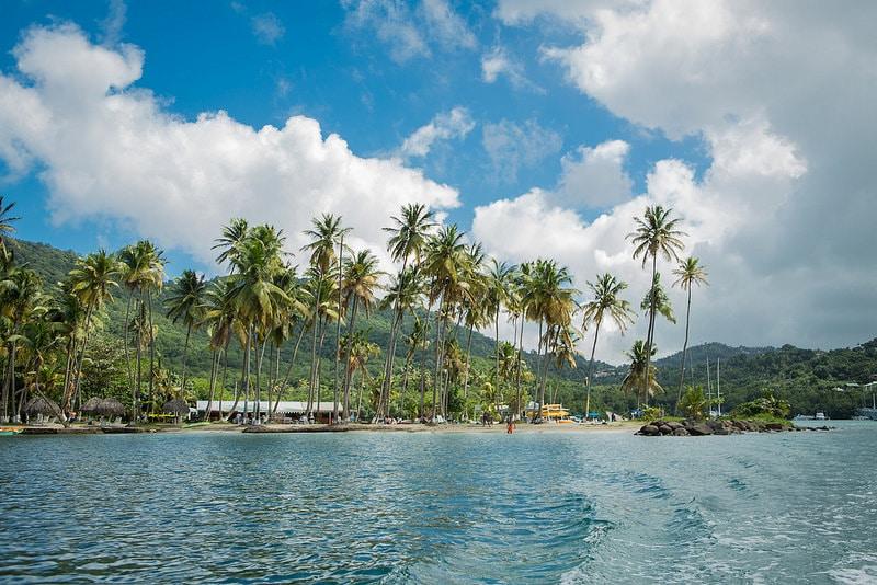 Marigot Bay, Sainte-Lucie