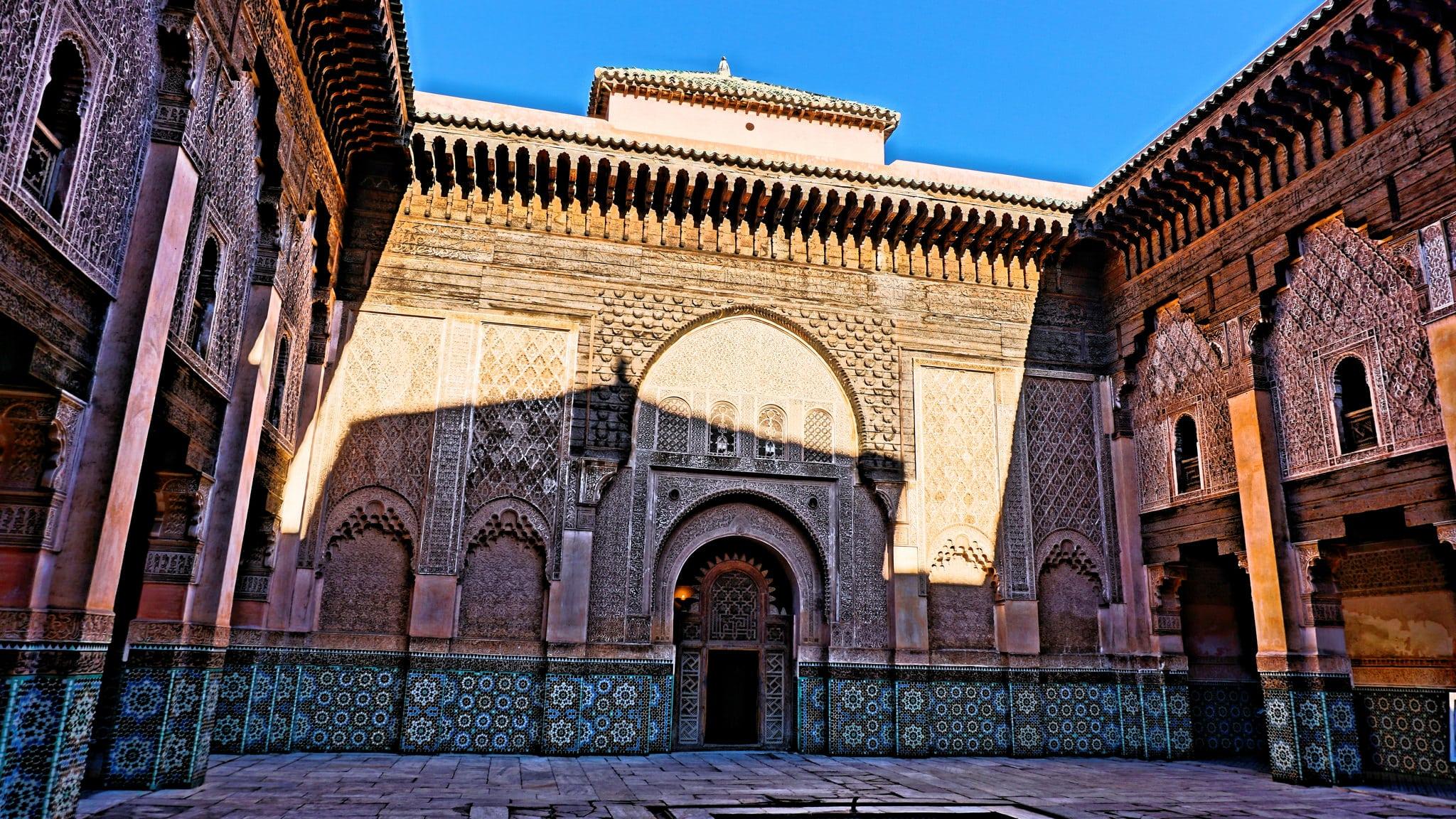1 semaine à Marrakech pour 137€ /personne • Vols + Riad compris