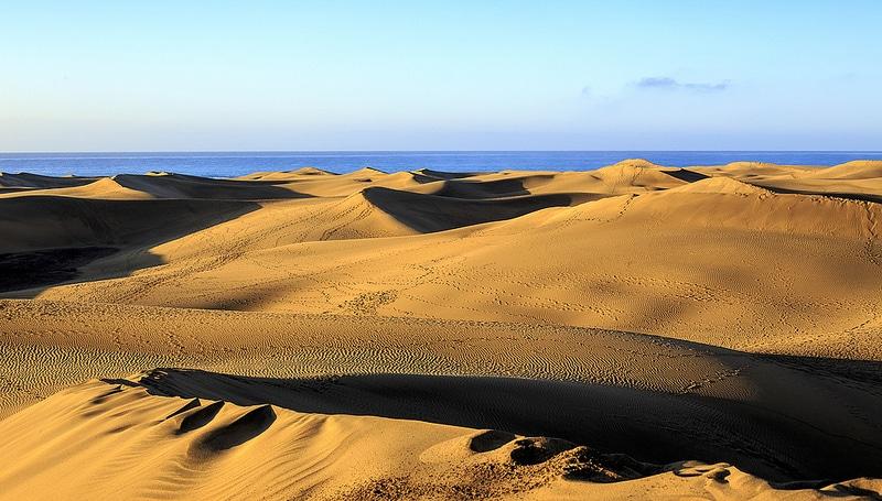 Dunes de Maspalomas, Grande Canarie