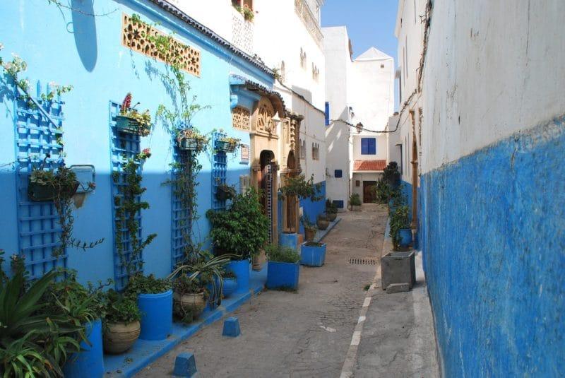 Quartier de la Médina, Rabat