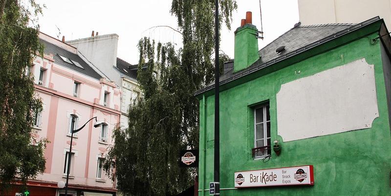 Bar à Merville, Lorient