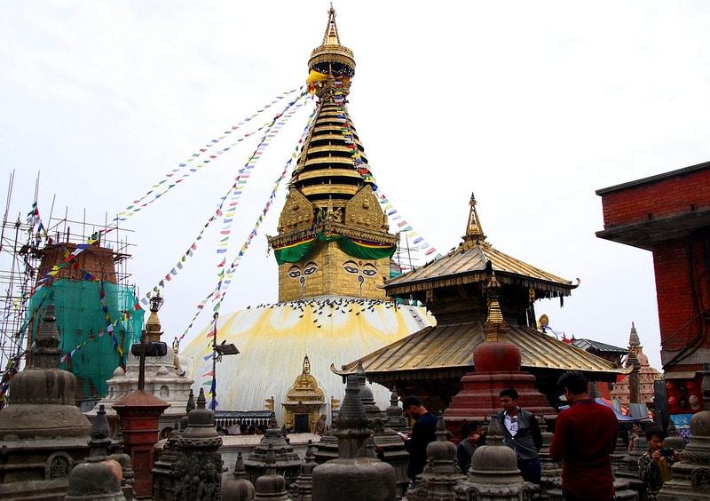 Swayambunat, Monkey Temple, Katmandou
