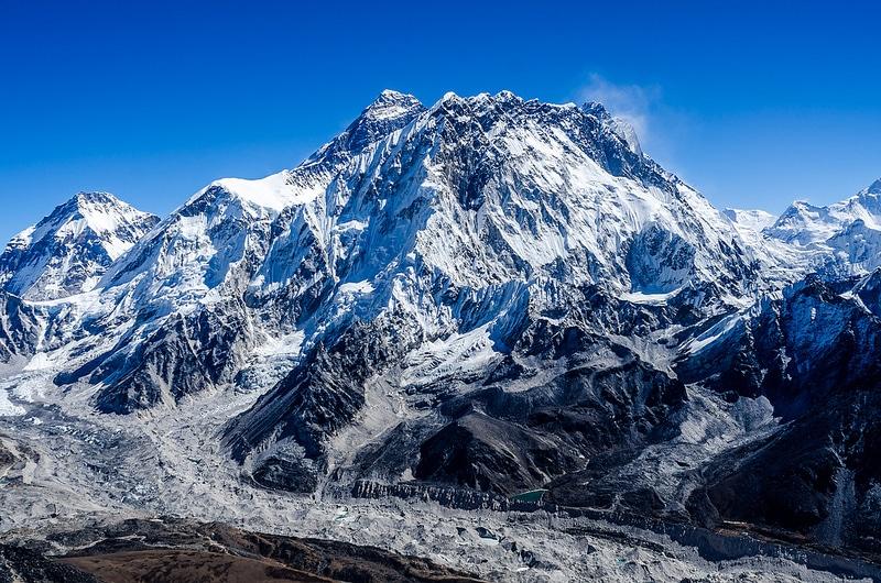 Mont Everest, Himalaya, Népal, Katmandou