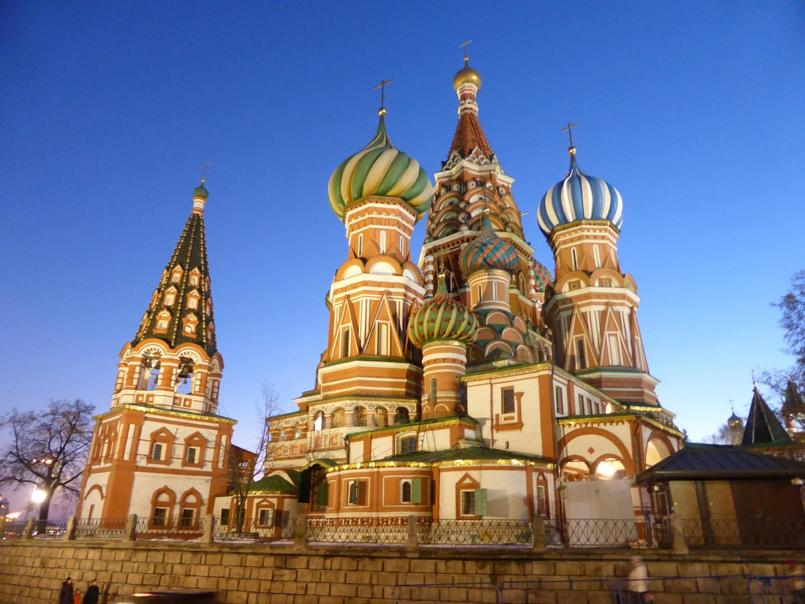 Pâques : Séjour de 5 nuits à Moscou pour 185€/p (Vol A/R + Hôtel inclus)