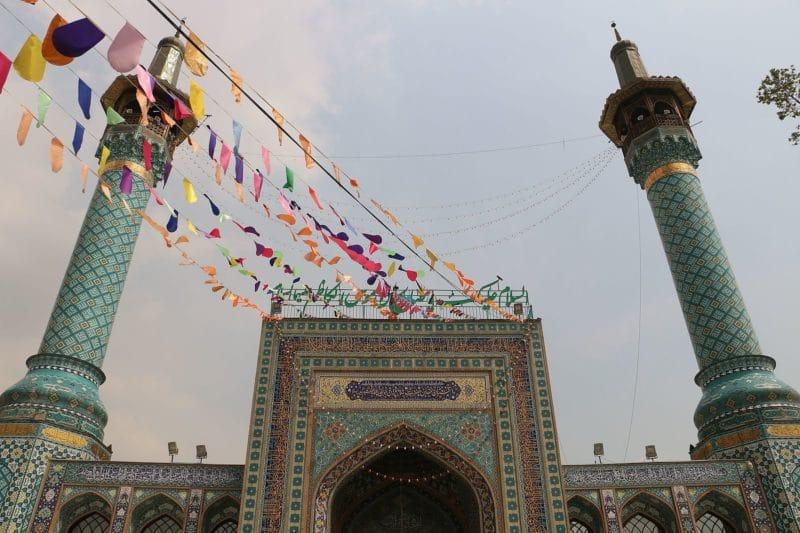 Mosquée Imam Zadeh Saleh, Téhéran