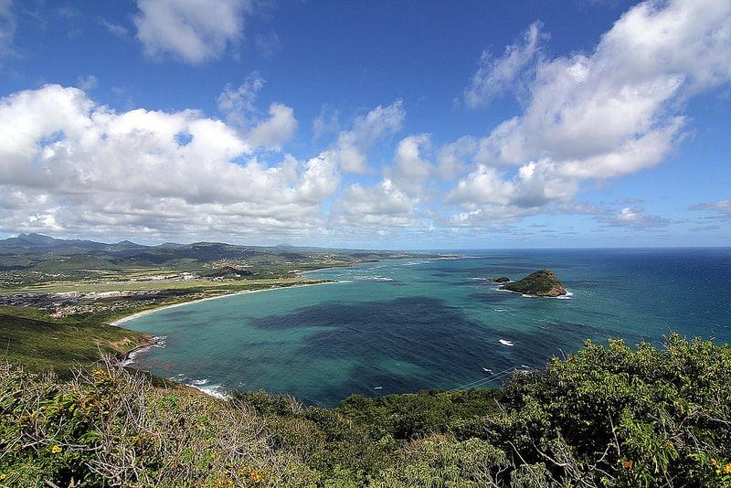 Cap Moule à Chique, Sainte-Lucie