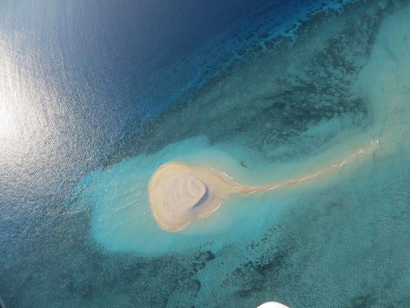 îlot de sable blanc, Mtsanga Tshoholé, Mayotte