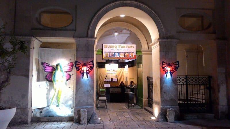 Museo Fantasy, Lecce