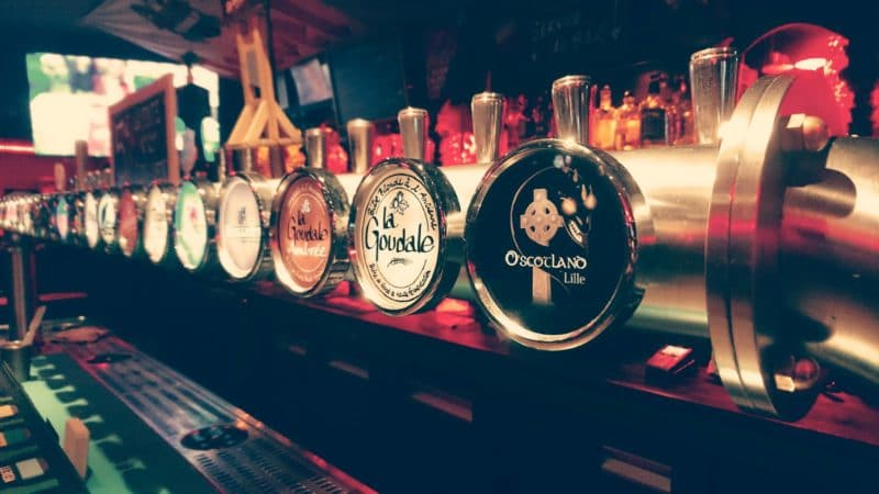 O'scotland Lille, Bar à Lille