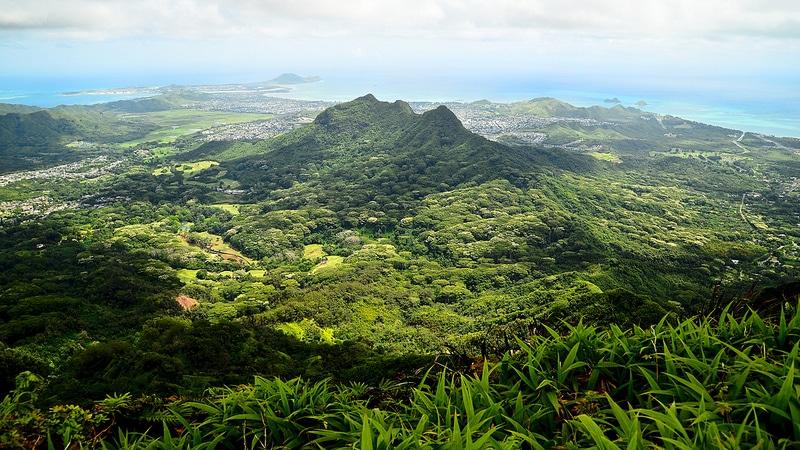 Logement sur l'île d'Oahu, Hawai