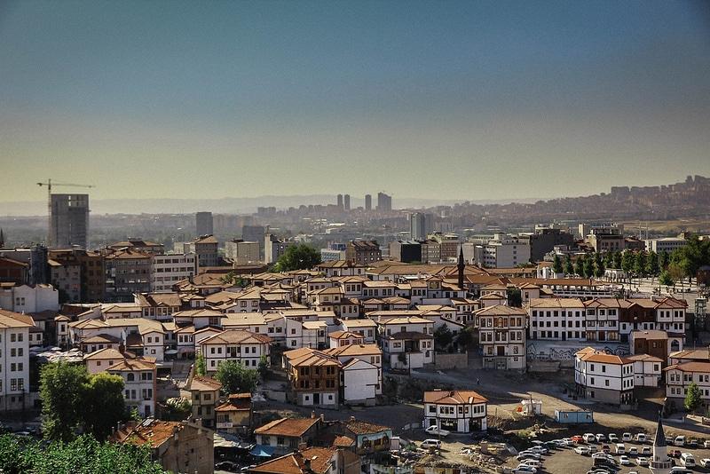 Vieille ville, Ankara