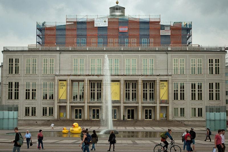 Opéra, Leipzig