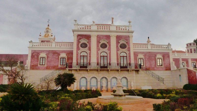 Palácio de Estói, Faro