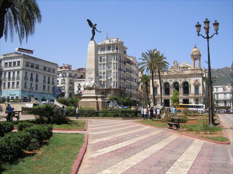 Place du 1er novembre 1954, Oran