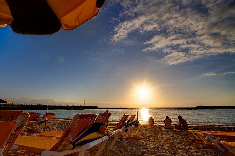 Playa de Amadores, Grande Canarie