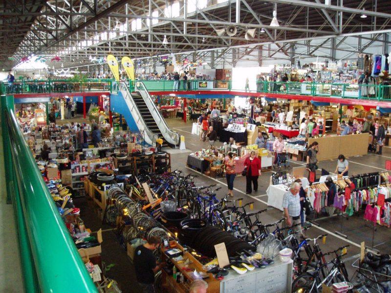 Fishermen's Wharf Sunday Market, Port Adelaïde
