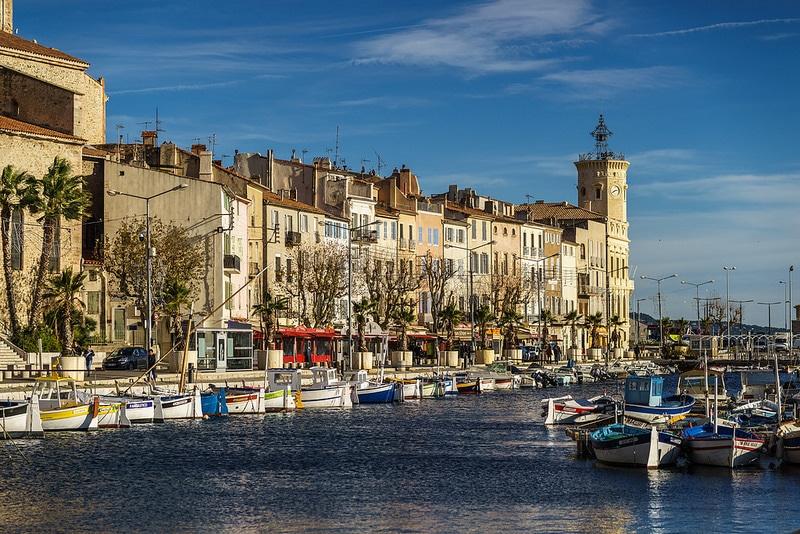 Vieux Port de La Ciotat