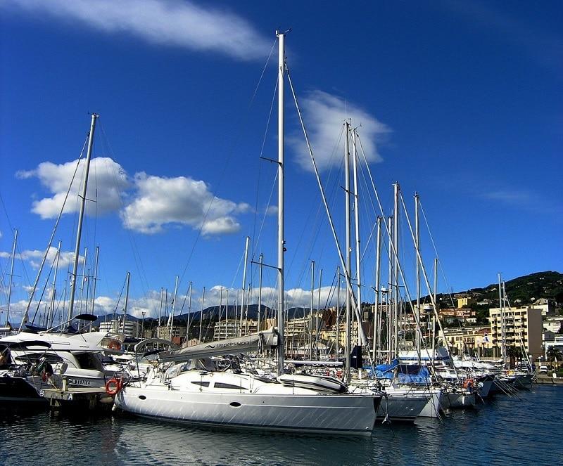 Port de Toga, loger à Bastia