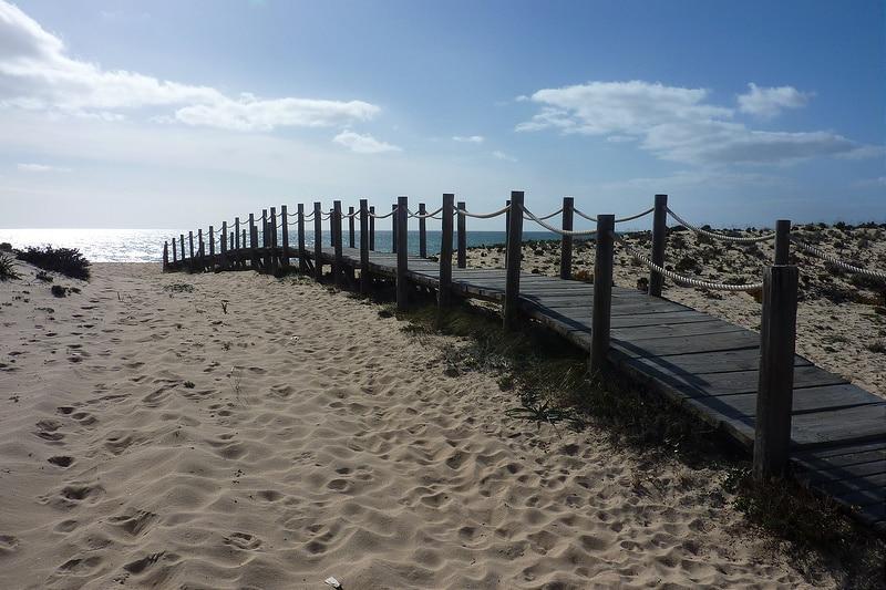 Praia de Faro, loger à Faro